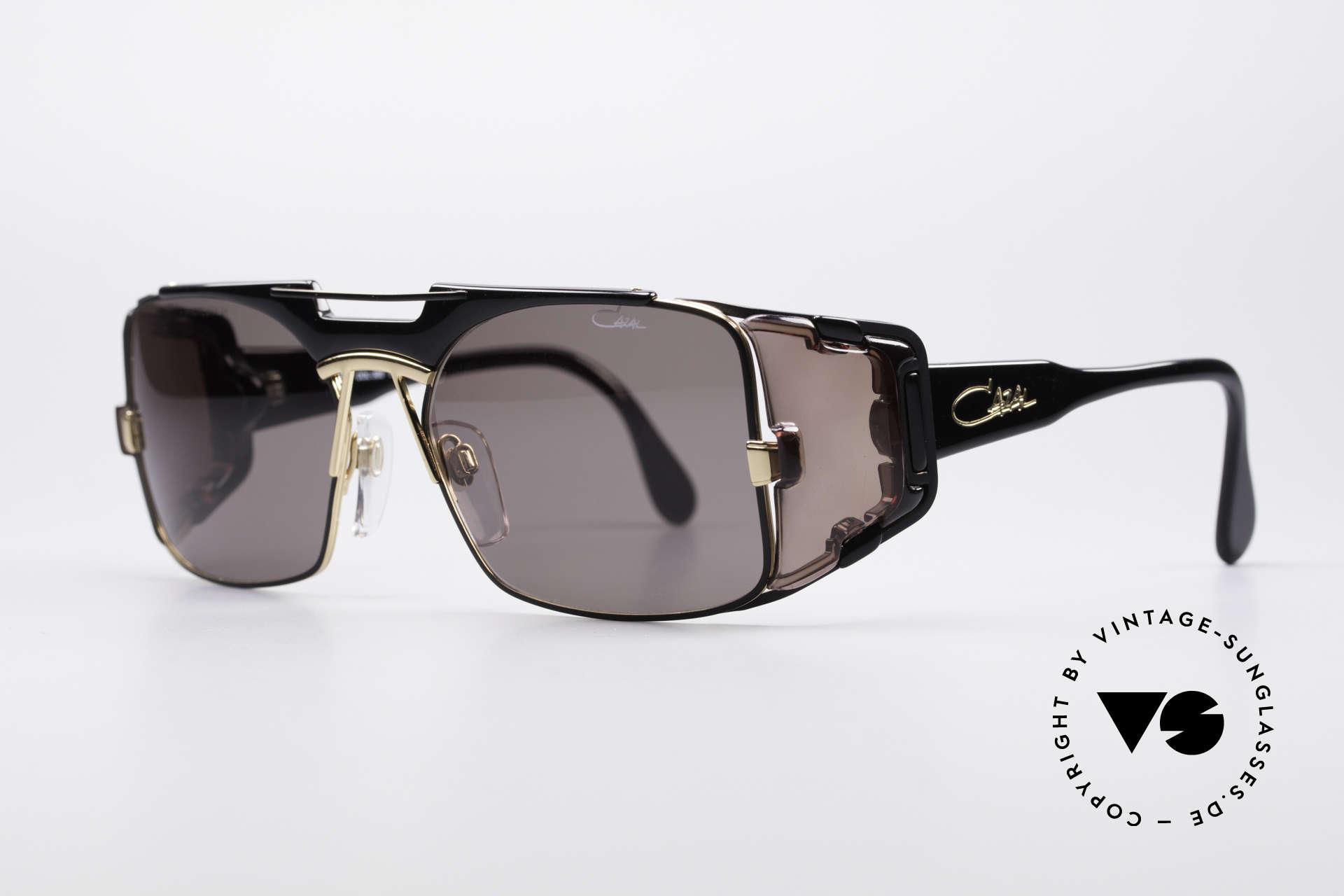 Cazal 963 Old School Hip Hop Brille, eines der seltensten Cazal vintage Modelle überhaupt, Passend für Herren und Damen