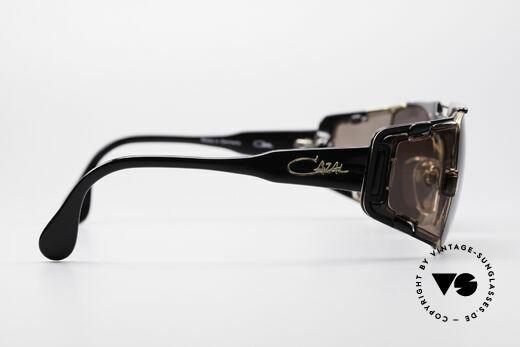 Cazal 963 Old School Hip Hop Brille, gerne als 'Old School' oder 'HipHop' Brille bezeichnet, Passend für Herren und Damen