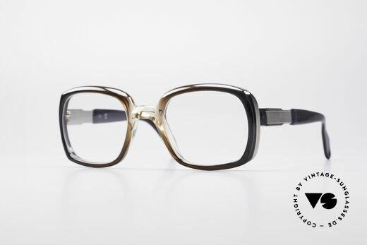 Metzler 238 Echte 80er Vintage Brille Details