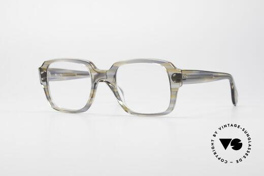 Metzler 448 70er Original Nerdbrille Details