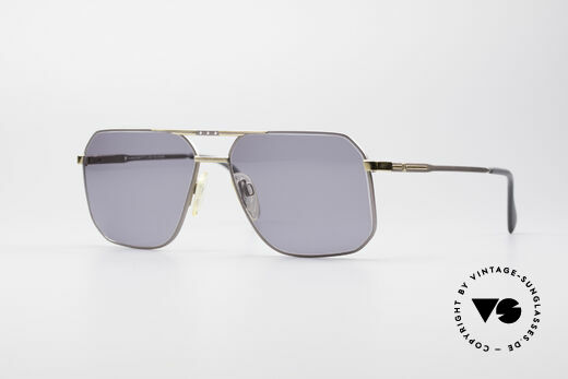 Neostyle Academic 430 Vintage 80's Sunglasses Details