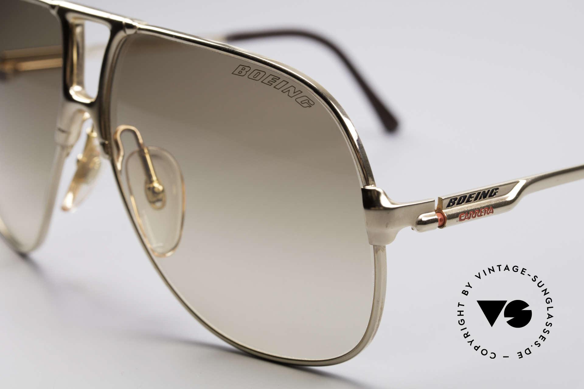 Boeing 5700 Berühmte 80er Piloten Brille, 60/12 Gr. 'small' in den 80ern = medium Gr. heute, Passend für Herren und Damen