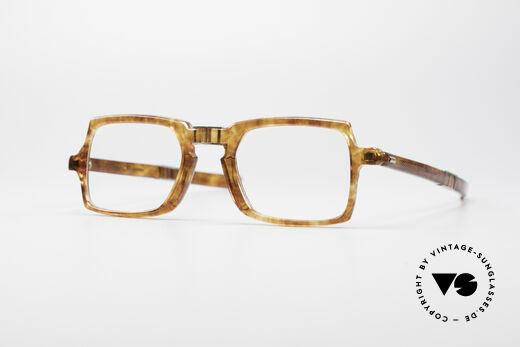 Meyro 618 70er Jahre Faltbrille Details