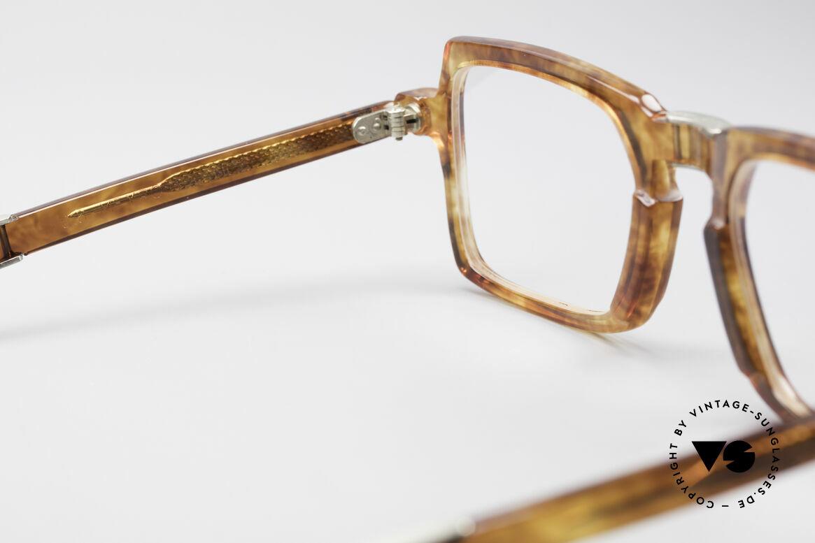 Meyro 618 70er Jahre Faltbrille, ungetragene Lagerware (ein besonderes Unikat), Passend für Herren