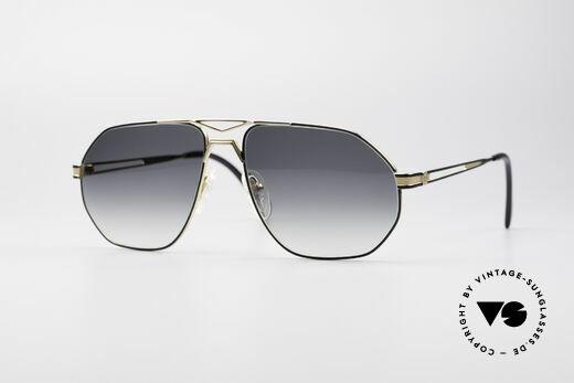 Roman Rothschild R12 Vergoldete Luxus Brille Details