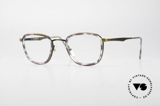 ProDesign Denmark Club 88A Vintage Brille Details