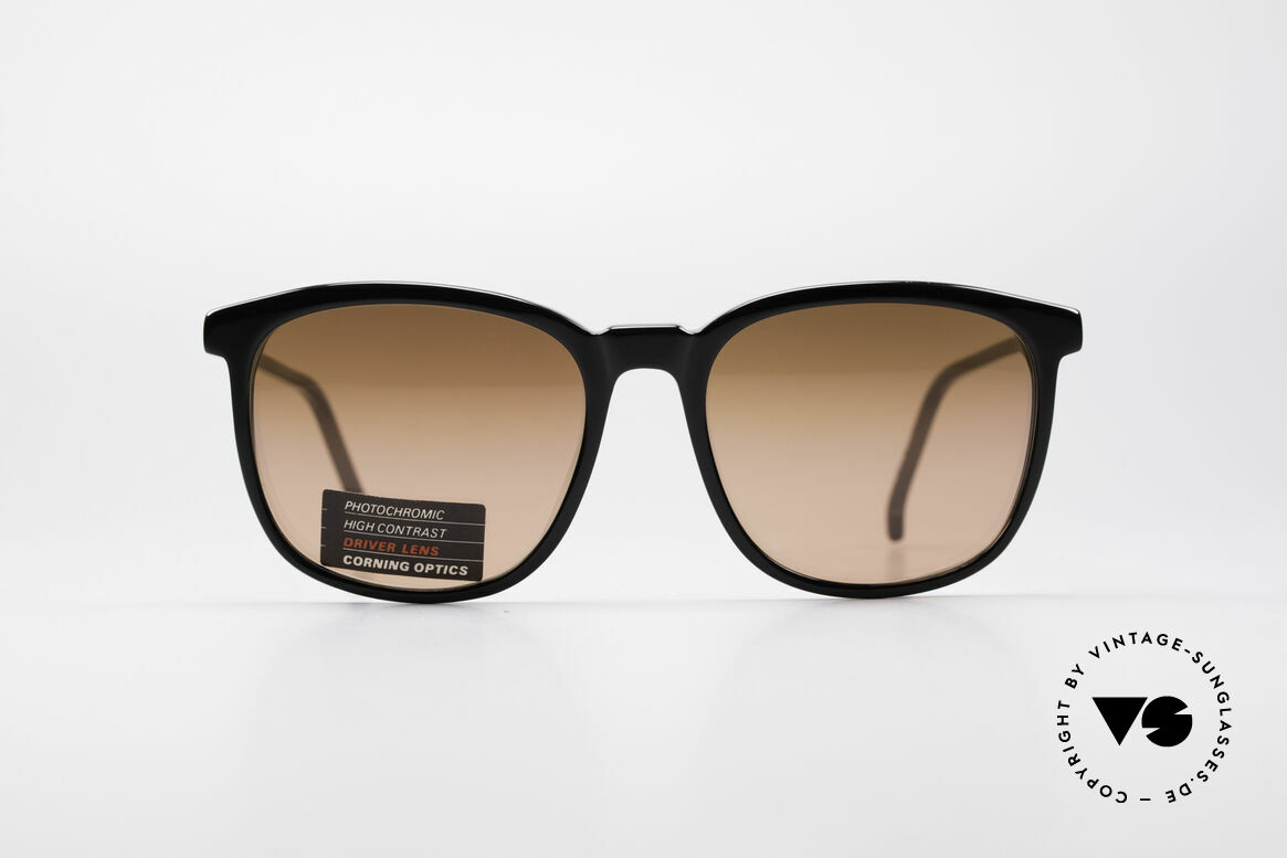 Serengeti Drivers 5343 Autofahrer Brille, kratzfeste Gläser eigens zum Auto fahren entwickelt, Passend für Herren und Damen