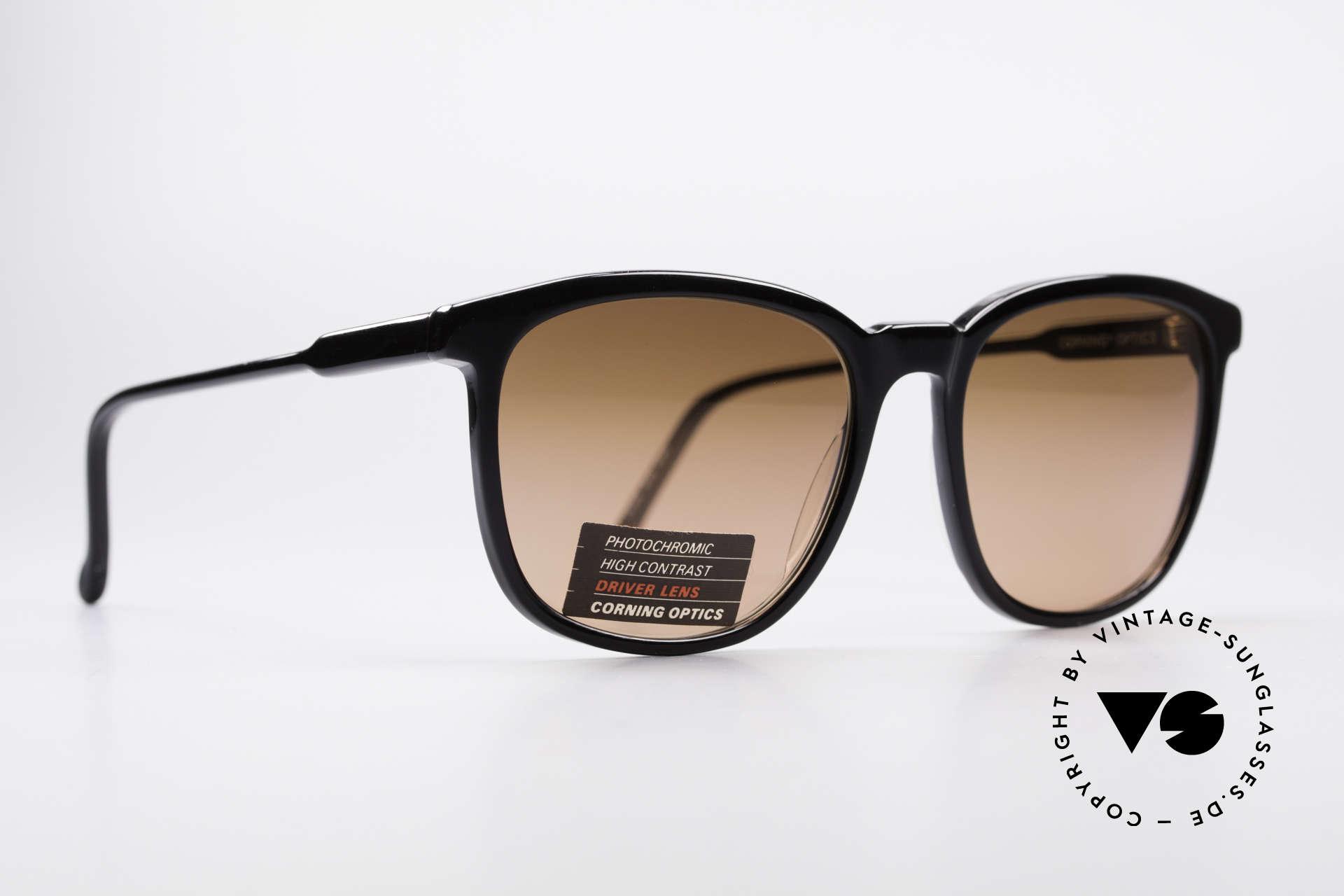 Serengeti Drivers 5343 Autofahrer Brille, entspiegeltes Mineralglas (macht Spass durchzugucken), Passend für Herren und Damen