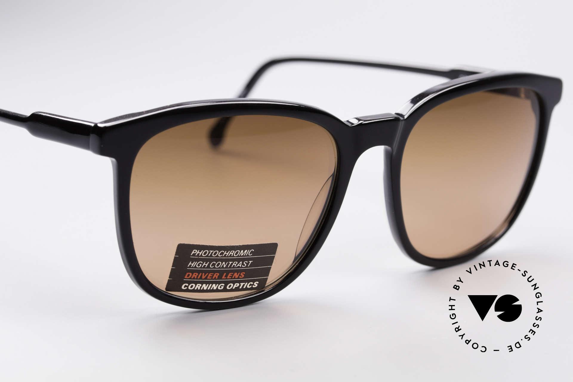 Serengeti Drivers 5343 Autofahrer Brille, Kunststoff-Fassung in 125mm Breite (KLEINE Größe)!, Passend für Herren und Damen