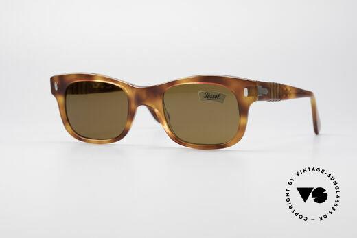 Persol 852 Ratti Klassische 80er Sonnenbrille Details