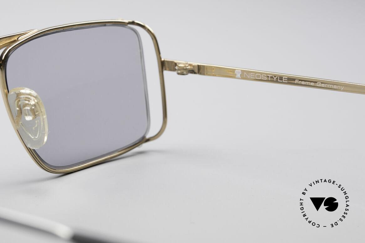Neostyle Boutique 640 Eckige Vintage Brille