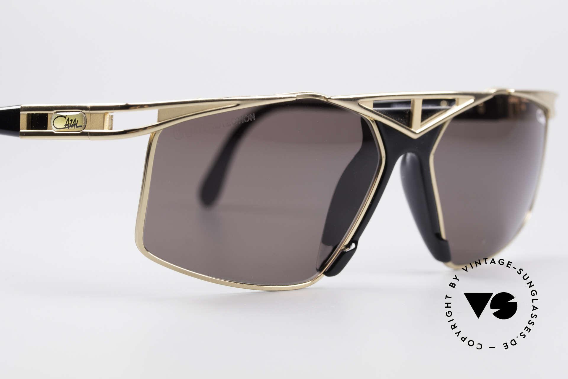 Cazal 962 Sportliche Designer Brille, Größe: medium, Passend für Herren und Damen