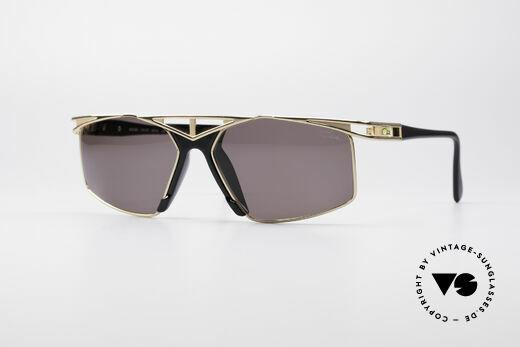 Cazal 962 Sportliche Designer Brille Details