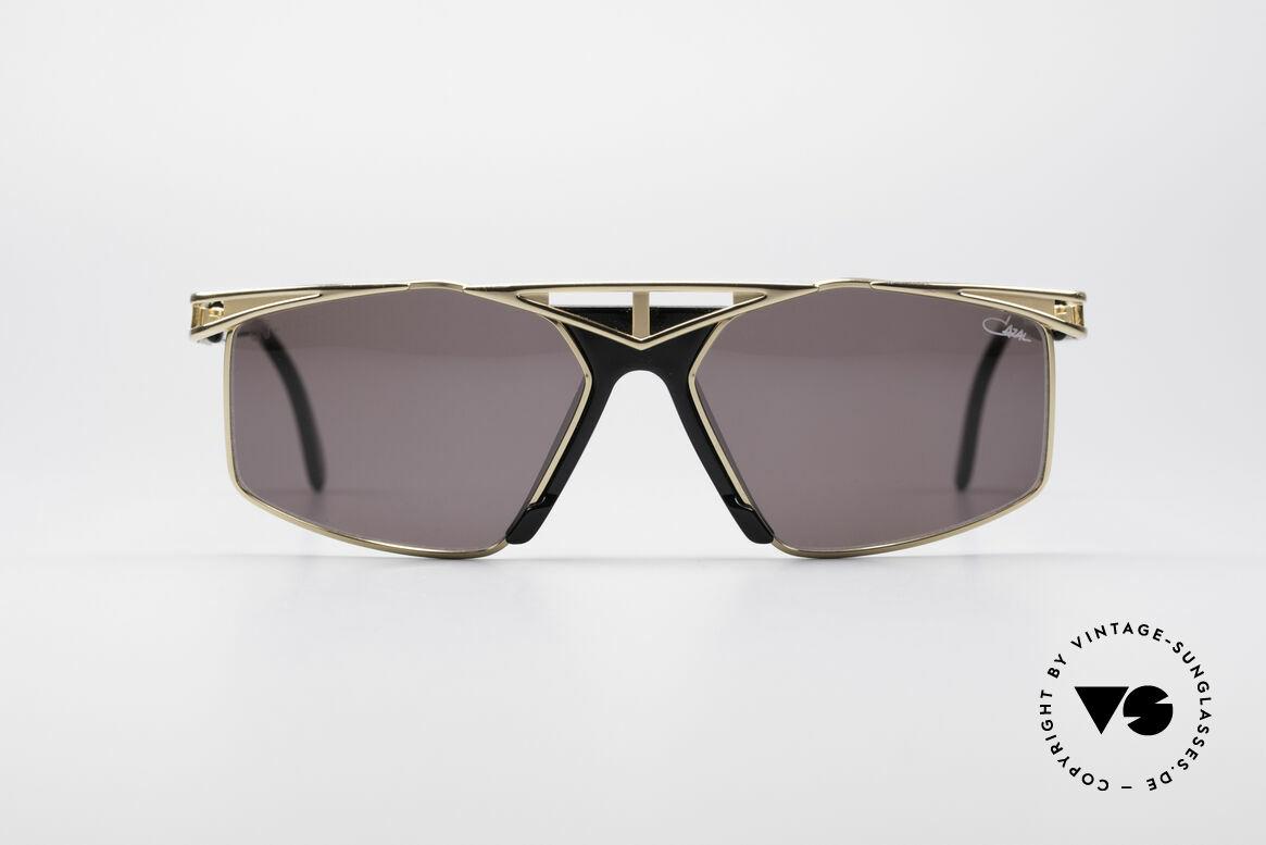 Cazal 962 Sportliche Designer Brille, Top-Tragekomfort, da grandiose Verarbeitungsqualität, Passend für Herren und Damen