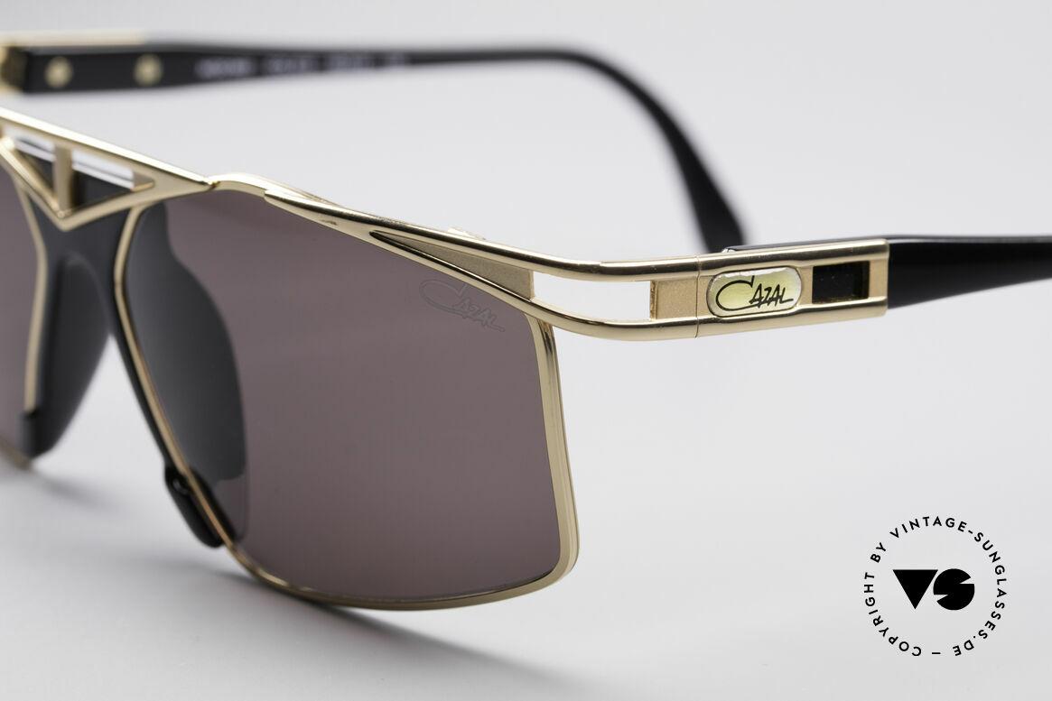 Cazal 962 Sportliche Designer Brille, ungetragen (wie alle unsere vintage Cazal ORIGINALE), Passend für Herren und Damen