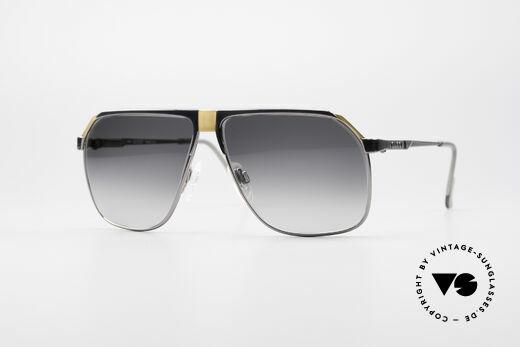 Gucci 1200 80er Luxus Sonnenbrille Details