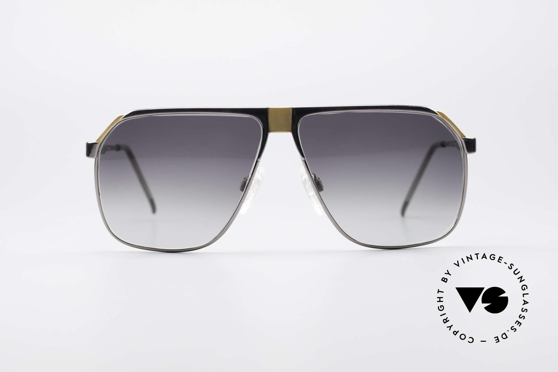 Gucci 1200 80er Luxus Sonnenbrille, noble Rarität aus den 1980ern (auffallend elegant), Passend für Herren