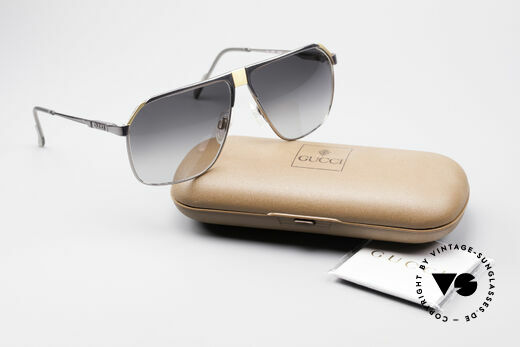 """Gucci 1200 80er Luxus Sonnenbrille, ein """"Must-Have"""" in Spitzen-Qualität (true vintage), Passend für Herren"""