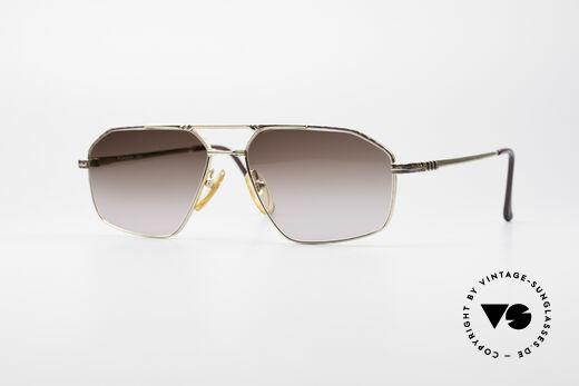 Yves Saint Laurent Aeson Vintage Sonnenbrille Details