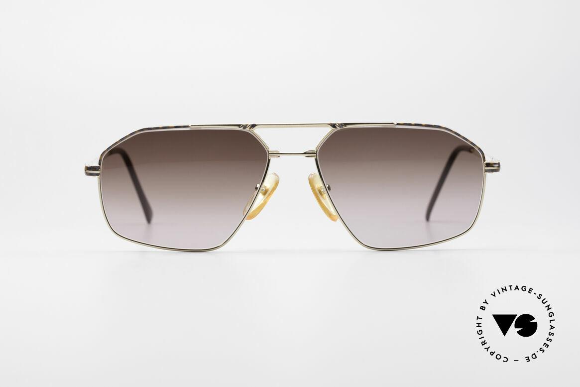 Yves Saint Laurent Aeson Vintage Sonnenbrille, sehr markante Yves Saint Laurent YSL Sonnenbrille, Passend für Herren