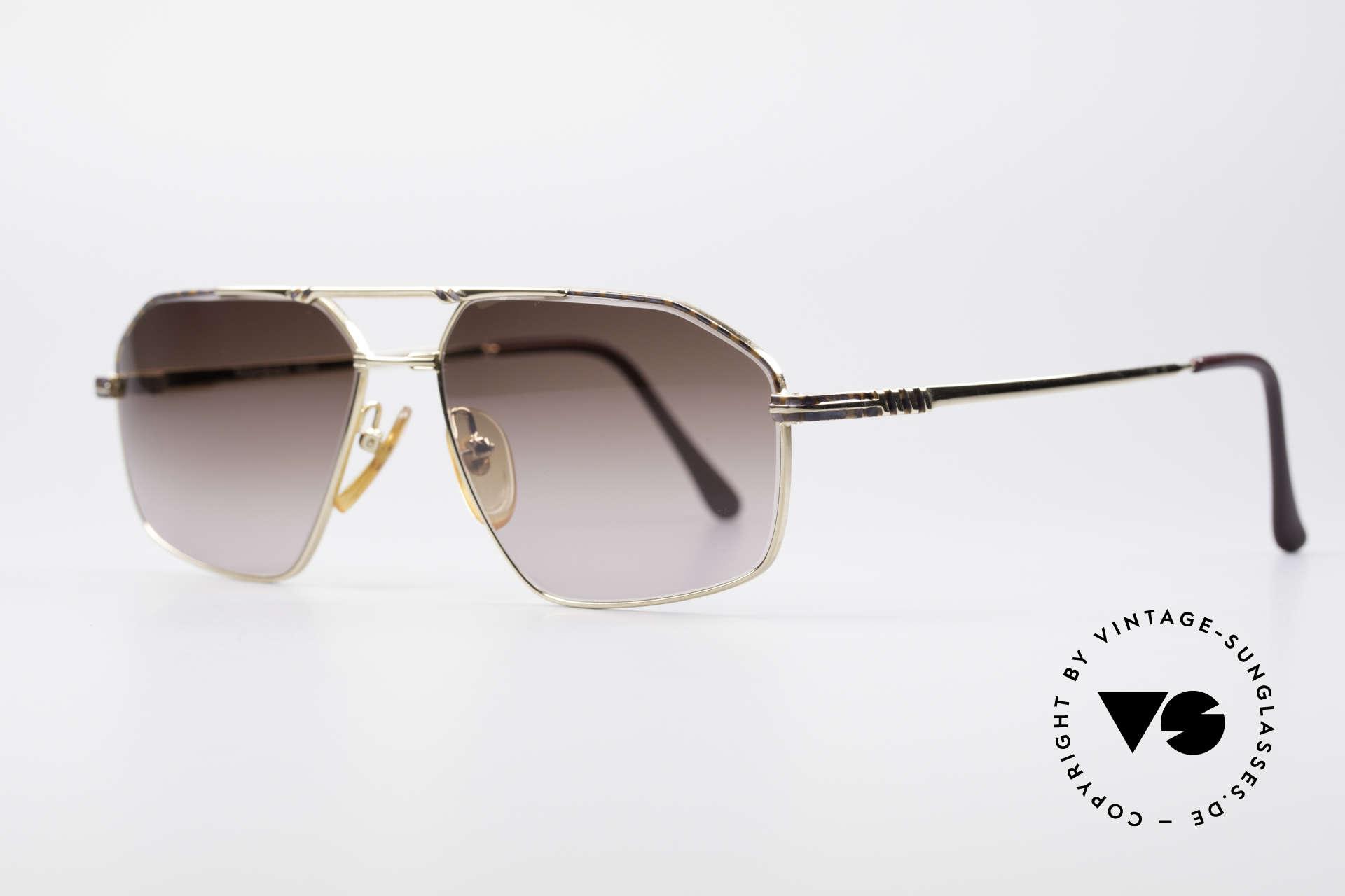 Yves Saint Laurent Aeson Vintage Sonnenbrille, Aeson: Sohn von Tyro & Kretheus, griech. Mythologie, Passend für Herren