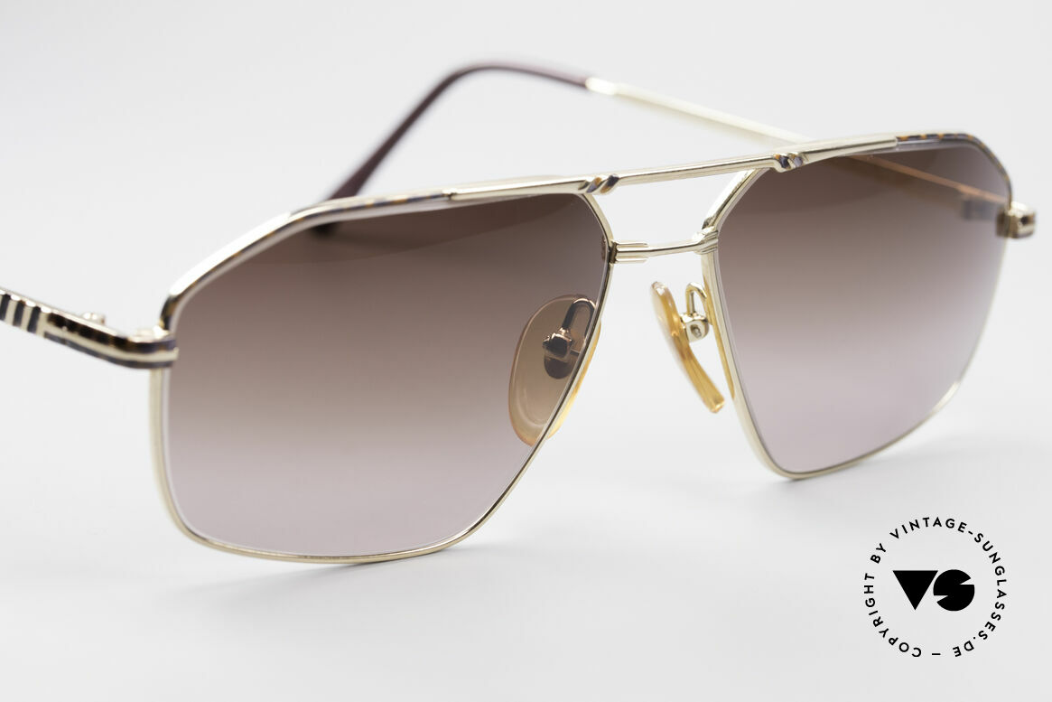 Yves Saint Laurent Aeson Vintage Sonnenbrille, ein ungetragenes altes Original und KEINE Retrobrille, Passend für Herren