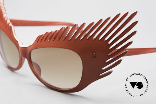 Alain Mikli MYSTERY Haute Couture Vintage Brille