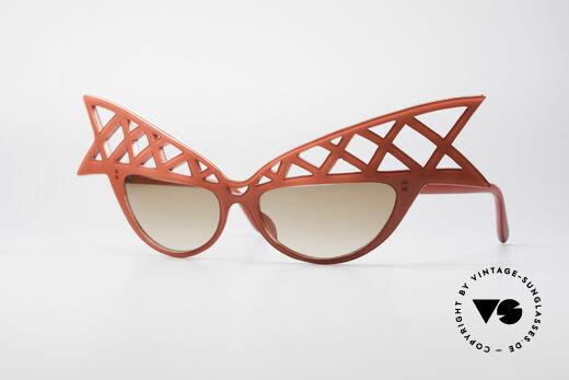 Alain Mikli WINGS Haute Couture Vintage Brille Details