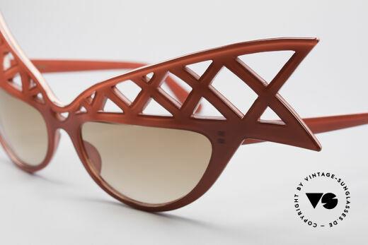 Alain Mikli WINGS Haute Couture Vintage Brille
