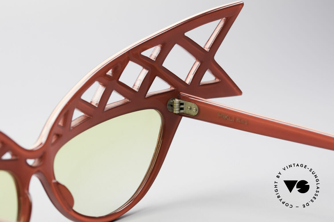 Alain Mikli WINGS 80er Haute Couture Brille