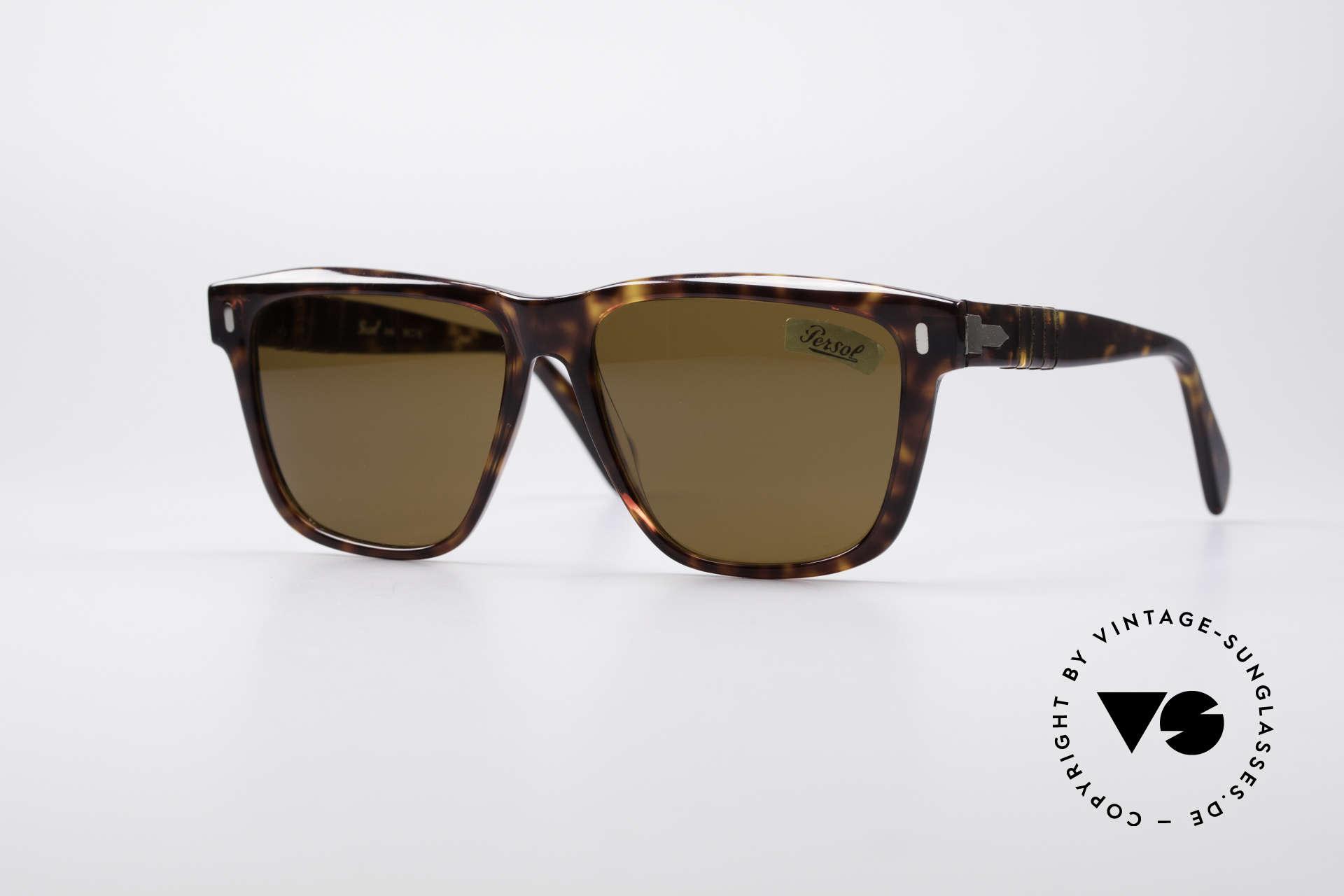 Sonnenbrillen Persol 846 Ratti 80er Vintage No Retro Brille ...