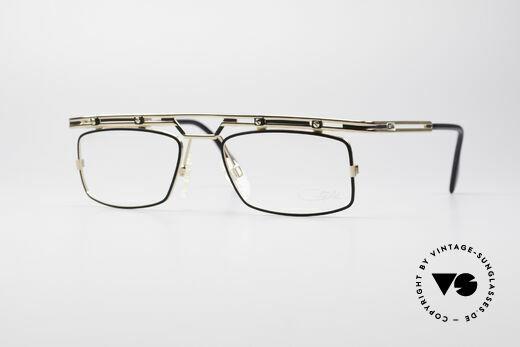 Cazal 975 Vintage 90er Designer Brille Details