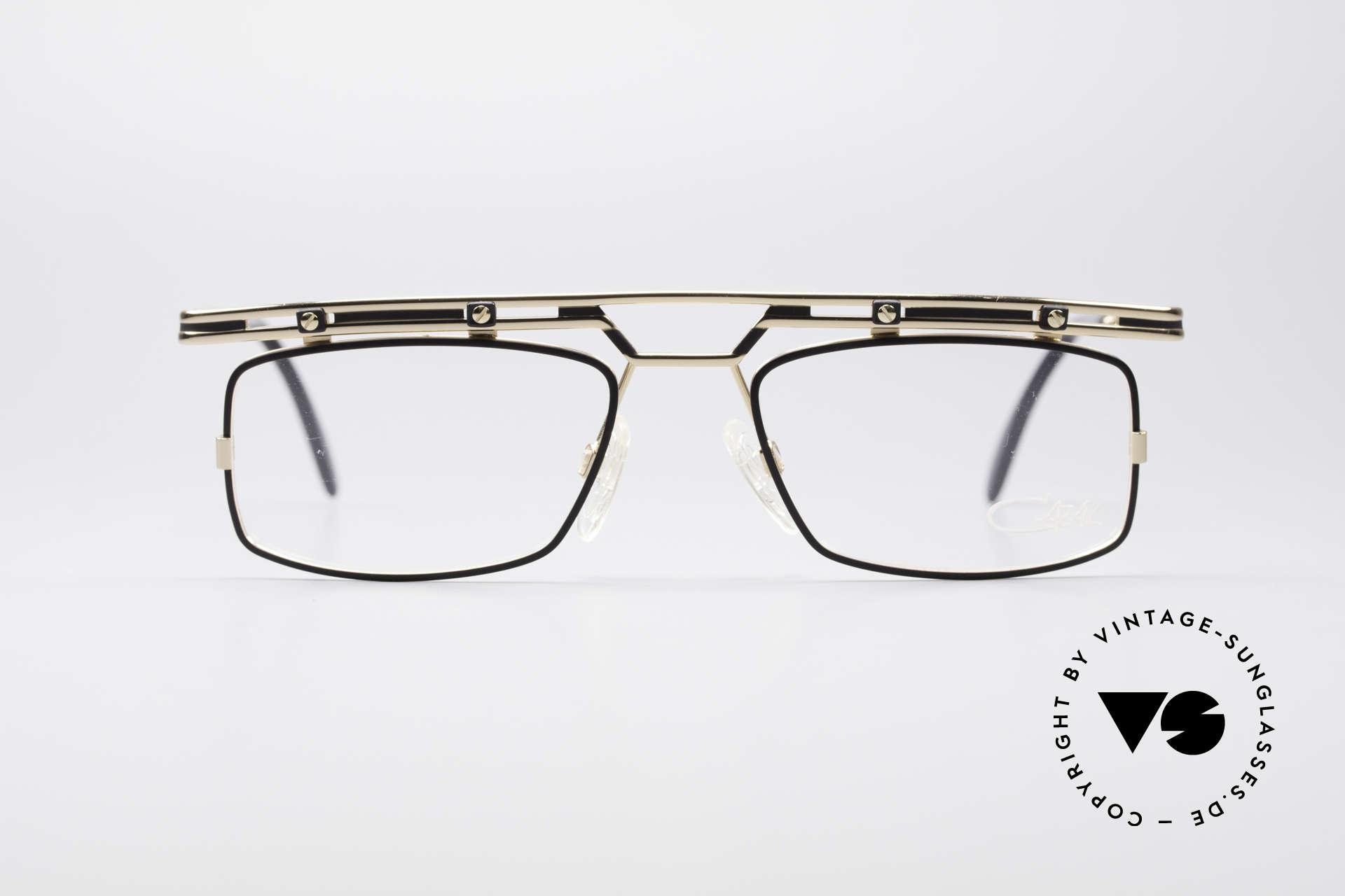 Cazal 975 Vintage 90er Designer Brille, vintage Brillengestell von Cari Zalloni (Mr. CAZAL), Passend für Herren