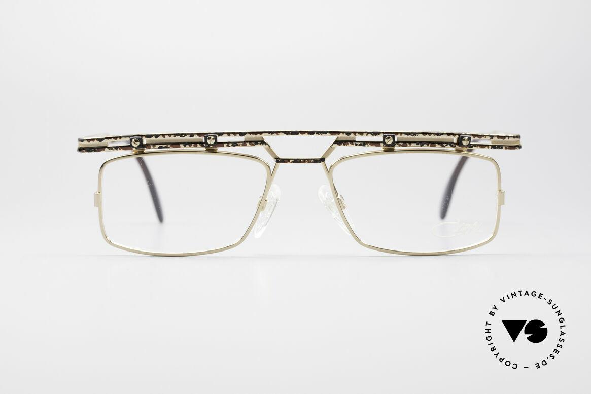 Cazal 975 Echt Vintage No Retro Brille, vintage Brillengestell von Cari Zalloni (Mr. CAZAL), Passend für Herren