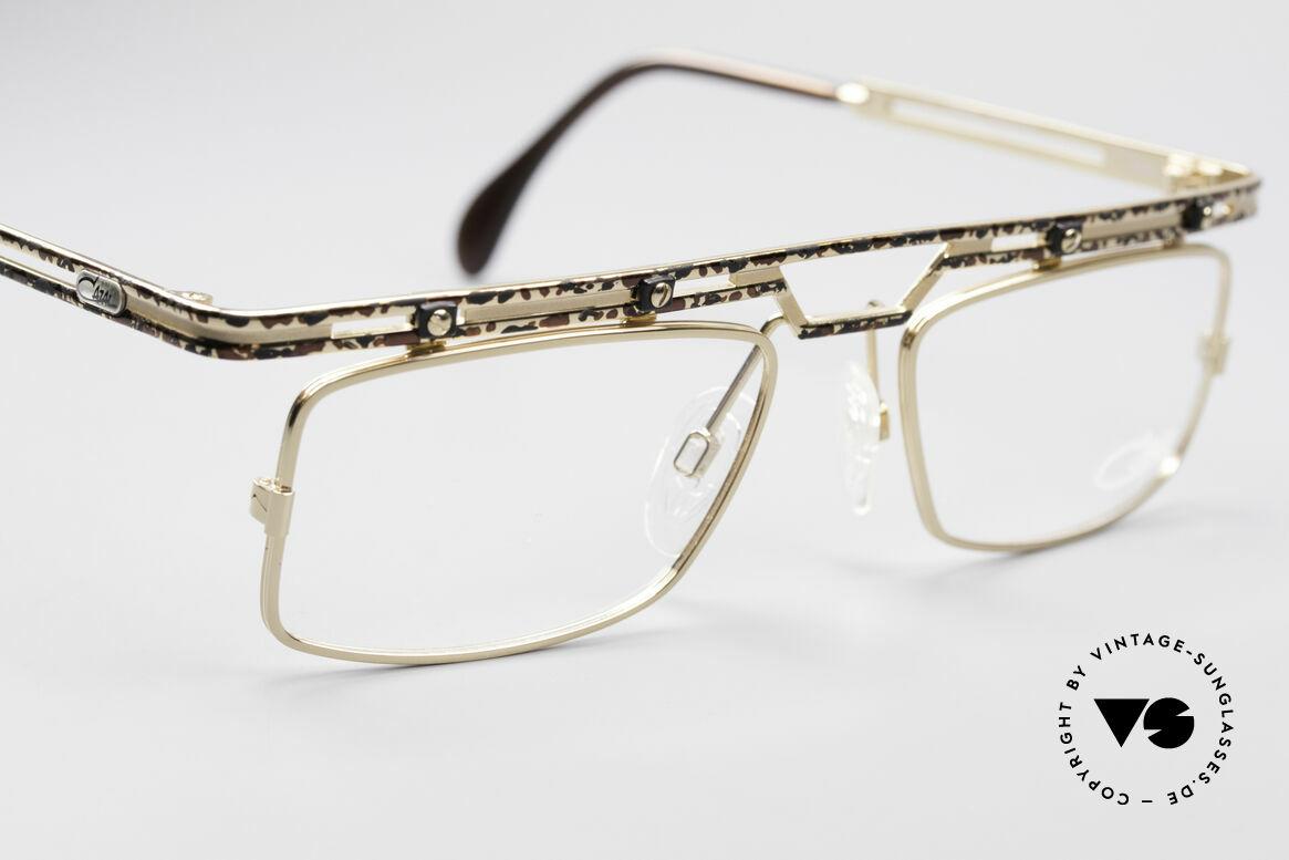 Cazal 975 Echt Vintage No Retro Brille, ungetragen (wie alle unsere vintage CAZAL Brillen), Passend für Herren