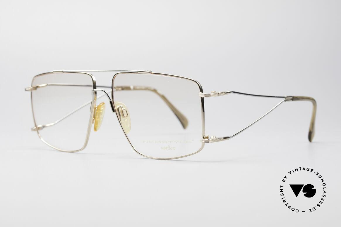 Neostyle Jet 40 Titanflex Vintage Brille