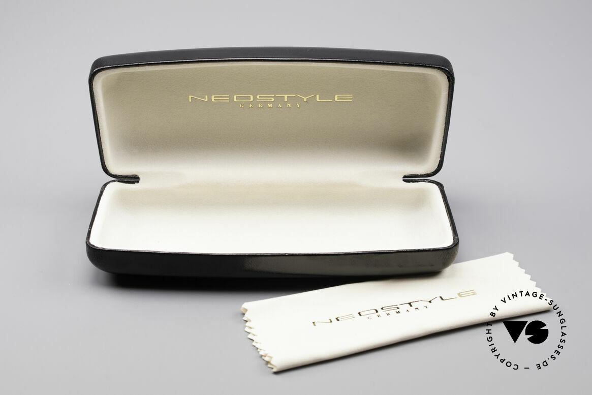Neostyle Jet 221 Schmuckstein Vintage Brille, Größe: medium, Passend für Damen