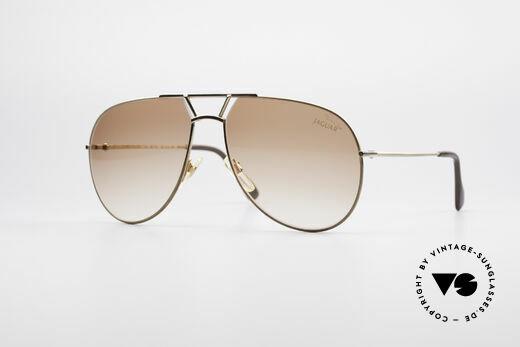 Jaguar 795 Vintage Herren Sonnenbrille Details