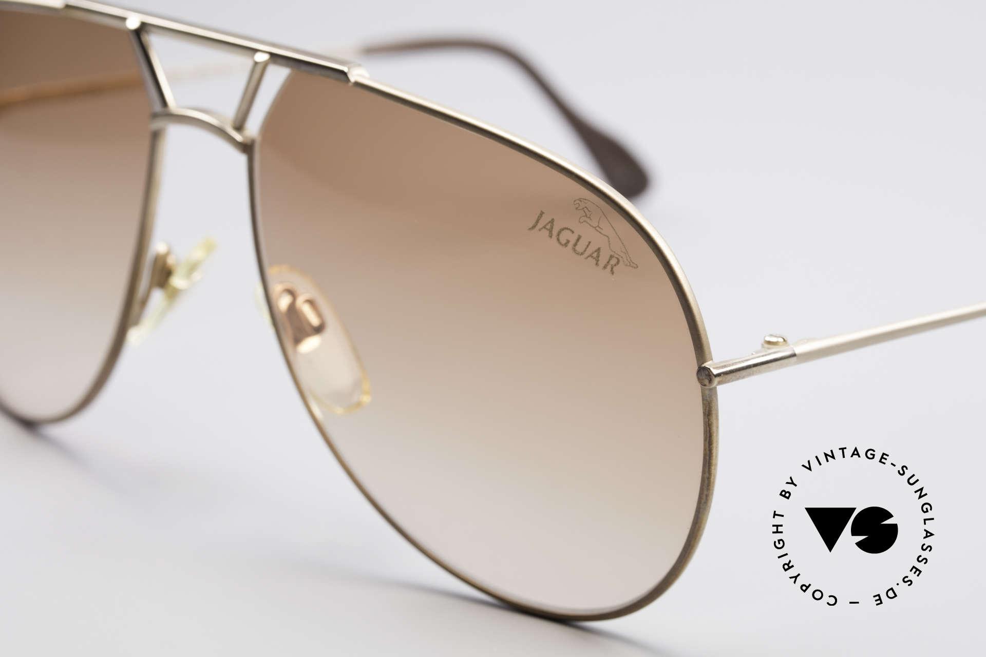 Jaguar 795 Vintage Herren Sonnenbrille, ungetragen (wie alle unsere JAGUAR vintage Brillen), Passend für Herren