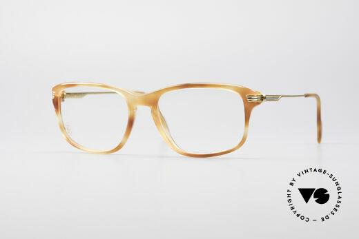 Cartier Lumen - S 90er Luxus Vintagebrille Details