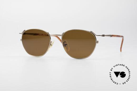 Jean Paul Gaultier 57-2276 Echte 90er Vintage Brille Details