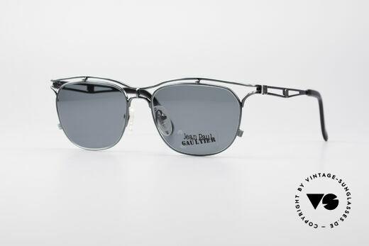 Jean Paul Gaultier 55-2178 90er Vintage Designerbrille Details