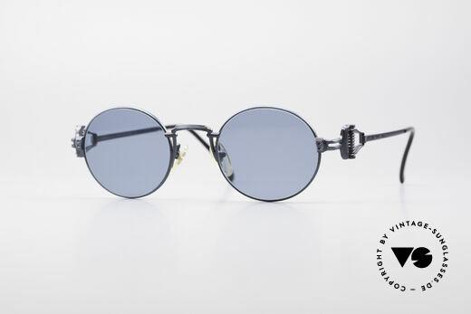 Jean Paul Gaultier 55-5106 Steampunk Vintage Brille JPG Details