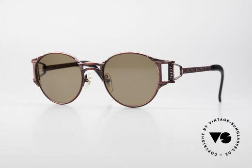 Jean Paul Gaultier 56-5105 Rare Celebrity Sonnenbrille Details