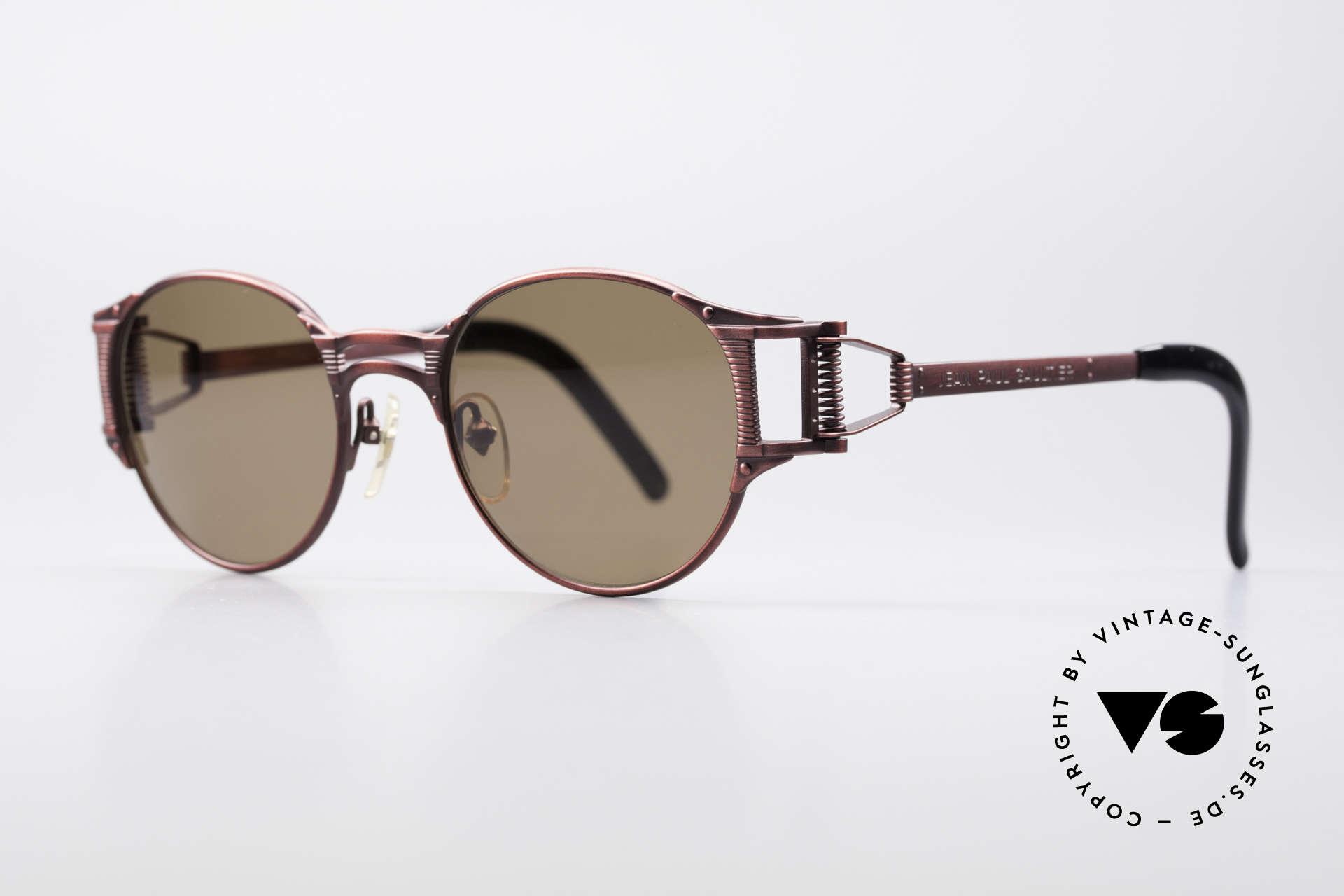 Jean Paul Gaultier 56-5105 Rare Celebrity Sonnenbrille, getragen von diversen US Hip-Hop Celebrities (Rapper ..), Passend für Herren und Damen