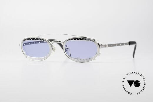 Jean Paul Gaultier 56-7116 Limitierte Vintage Brille Details