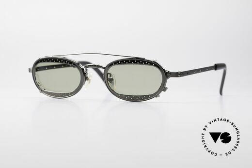 Jean Paul Gaultier 56-7116 Limitierte 98 Vintage Brille Details