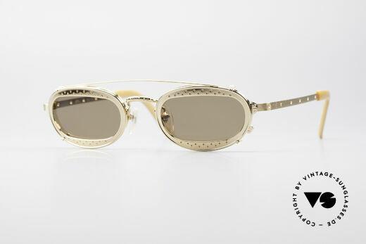 Jean Paul Gaultier 56-7116 Limited Edition Vintage Brille Details