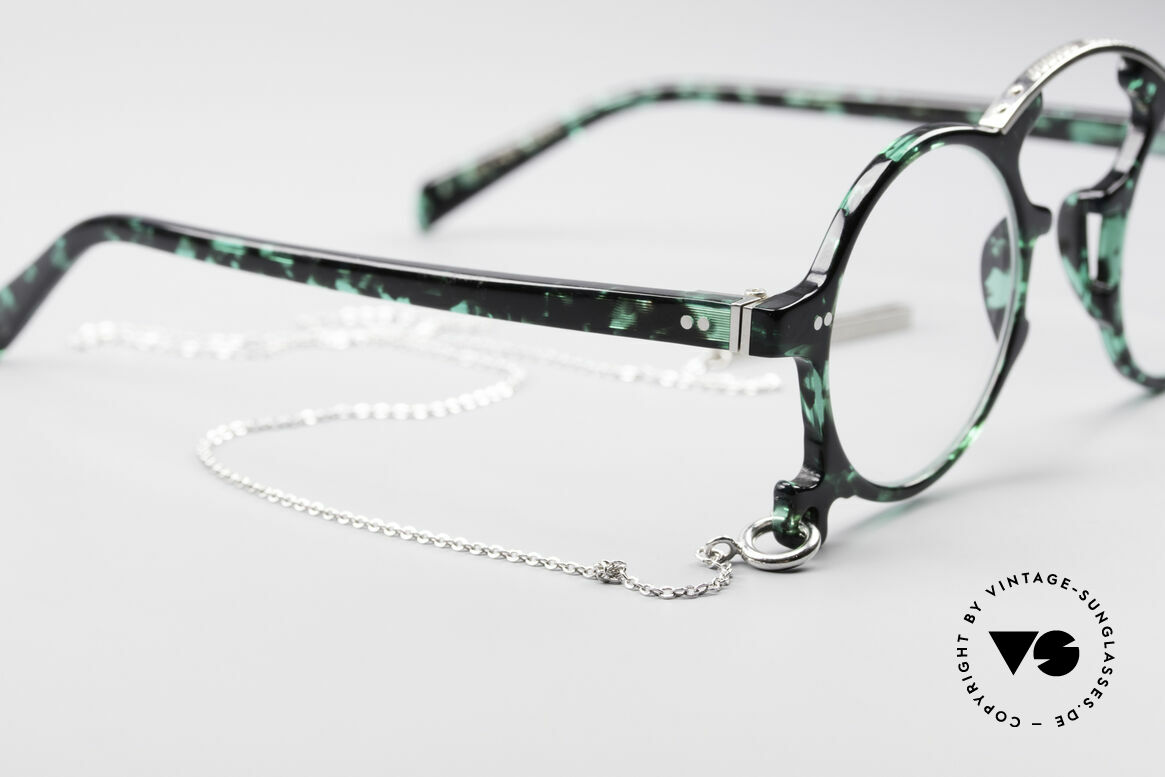 Jean Paul Gaultier 58-0271 Steampunk Vintage Brille, ungetragen (wie alle unsere vintage Gaultier Brillen), Passend für Herren und Damen