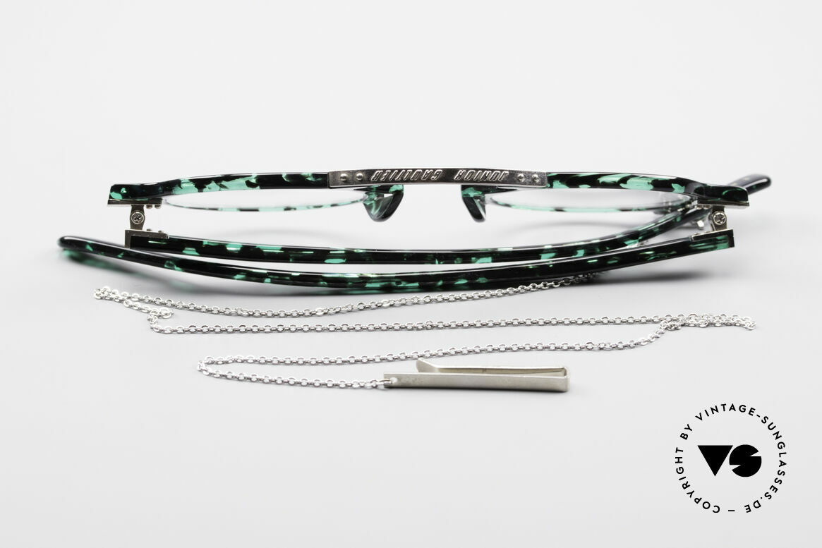 Jean Paul Gaultier 58-0271 Steampunk Vintage Brille, Größe: small, Passend für Herren und Damen